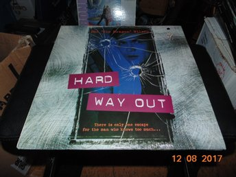 Hard way out - 1st laserdisc