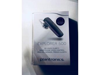 Javascript är inaktiverat. - Tierp - Helt nytt i obruten förpackning Bluetooth Headset, USB-laddare Billaddare.SvartCE-märktAnvänder mig av Traderas automatmeddelande - Tierp