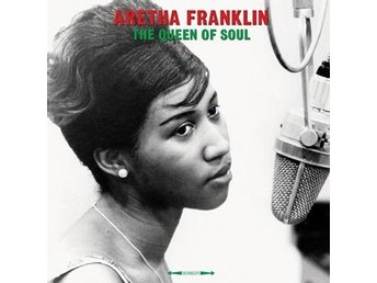 Franklin Aretha: Queen of soul (Vinyl LP)