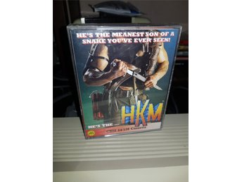 HKM - HUMAN KILLING MACHINE till Commodore 64
