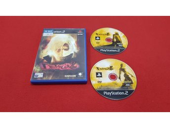DEVIL MAY CRY 2 till Sony Playstation 2 PS2