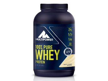 100% Pure Whey French Vanilla 900g