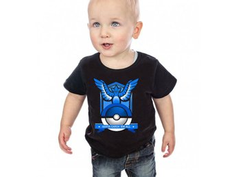 Pokemon t-shirt. Stl 7 år ( 130 cl) Gotta Catch Em All. Blå. FRI FRAKT!! - Angered - Pokemon t-shirt. Stl 7 år ( 130 cl) Gotta Catch Em All. Blå. FRI FRAKT!! - Angered
