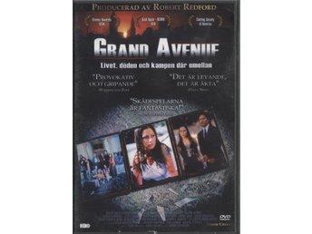 Grand Avenue - 1996 - OOP - DVD - Irene Bedard, Tantoo Cardinal - Bålsta - Grand Avenue - 1996 - OOP - DVD - Irene Bedard, Tantoo Cardinal - Bålsta