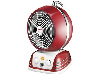 Unold 86203 Heater Classic Red - Höganäs - Unold 86203 Heater Classic Red - Höganäs