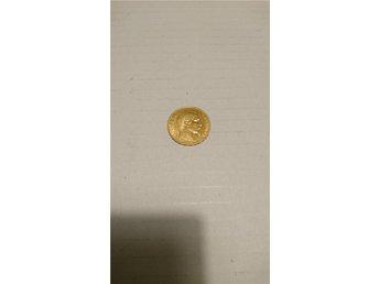 20 Francs Napoleon III Guldmynt 1856 - Karlstad - 20 Francs Napoleon III Guldmynt 1856 - Karlstad