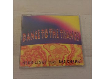 NEON LIGHT feat RAS KWAME´ - DANCE TO THE TRANCE. (CD)