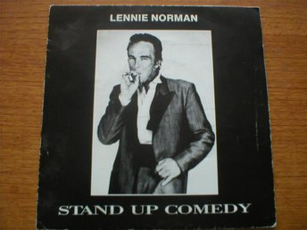 LENNIE NORMAN : STAND UP COMEDY VINYLSINGEL