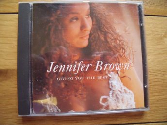 Jennifer Brown / Giving you the best