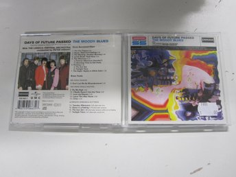 The Moody Blues - Days of future passed - CD