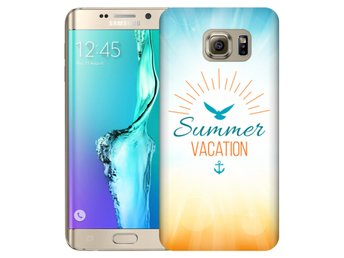 Samsung Galaxy S6 Edge+ Skal Summer Vacation