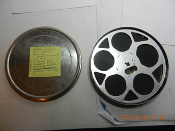 Film 16 mm. Svar/vit..yrkesval... Art.2pa17.