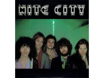 NITE CITY - NITE CITY. LP