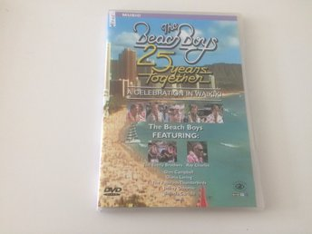 The Beach Boys -25 Years Together