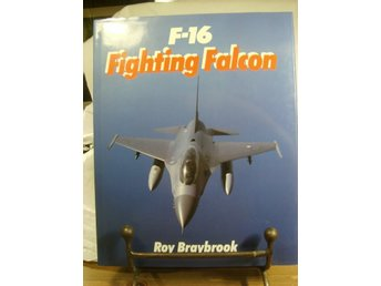 F-16 Fighting Falcon by Roy Braybrook