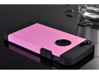 iPhone 5S / 5 Case Tough Armor - Pink