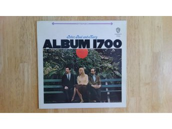 Peter, Paul and Mary - Album 1700 (LP)