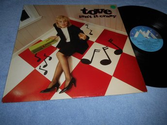 Tove Naess - Isn't It Crazy (LP) Polar 1983