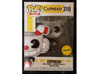 Funko Pop! Games - Cuphead (Black & White) #310