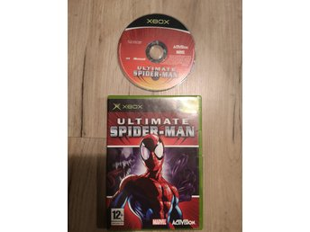 Ultimate spider man Xbox