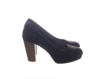 DS Shoes by DinSko, Pumps, Strl: 39, Svart