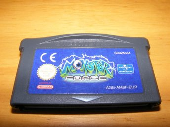 Monster Force - Gameboy Advance
