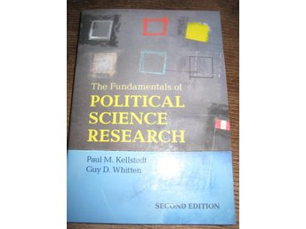 THE FUNDAMENTALS of POLITICAL SCIENCE RESEARCH  -13