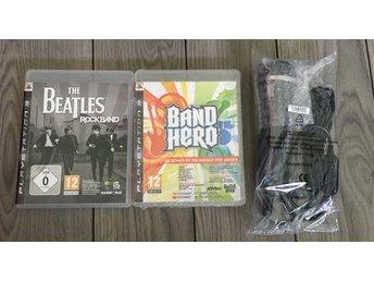 Guitar Hero/ Rockband spel mm - Västra Frölunda - Guitar Hero/ Rockband spel mm - Västra Frölunda