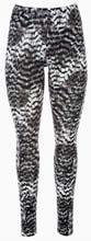 Leggings/legging tiger strl L - Valbo - Leggings/legging tiger strl L - Valbo