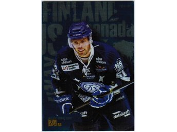 2013-14 SHL Elitset International Force Kevin Kapstad Leksand 30ex
