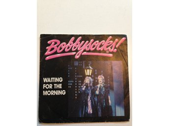 Bobbysocks! Waiting for the morning / Working heart, EP