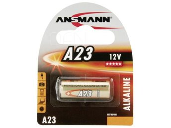Ansmann Alkaline A 23 12 V for remote controls