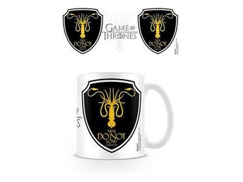 Game Of Thrones Mugg Greyjoy
