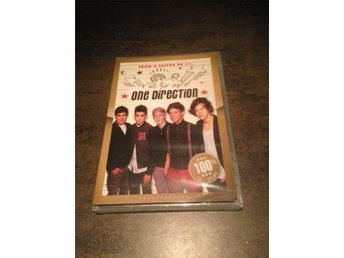 ONE DIRECTION - ALL FOR ONE. NY. INPLASTAD - Alnö - ONE DIRECTION - ALL FOR ONE. NY. INPLASTAD - Alnö