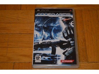 Coded Arms PlayStation Portable PSP