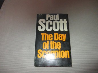 Paul Scott - The day of the Scorpion /engelsk