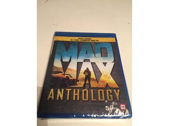 Mad Max - Anthology (Blu-ray) (5 disc)