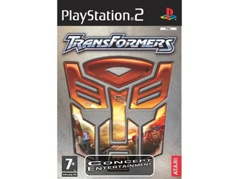 TRANSFORMERS (i box) till Sony Playstation 2, PS2 - Göteborg - TRANSFORMERS (i box) till Sony Playstation 2, PS2 - Göteborg