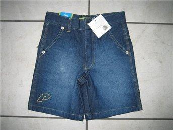 """Jeans Shorts """"P"""" jeanssjorts stl 110 - Lerum - Jeans Shorts """"P"""" jeanssjorts stl 110 - Lerum"""