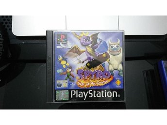 SPYRO YEAR OF THE DRAGON (SVENSKSÅLD)