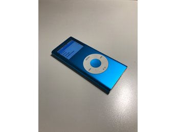 Apple iPod nano 2e gen Blå 4GB