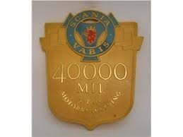 Looking for a Scania Vabis Nål Pin 40.000 mil - Staphorst - Looking for a Scania Vabis Nål Pin 40.000 mil - Staphorst