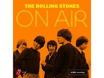 Rolling Stones: On air 1963-65 (CD)
