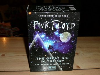 Pink Floyd The great gig the sky Box 8 DVD +booklet