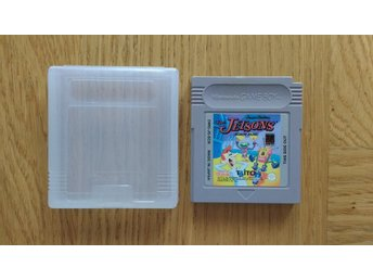 Gameboy / Game Boy: The Jetsons: Robot Panic (SCN, endast kassett)