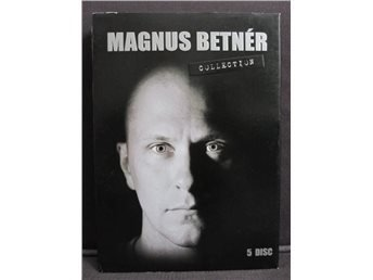 Magnus betner-Collection (5 DISC DVD)  Utgången!
