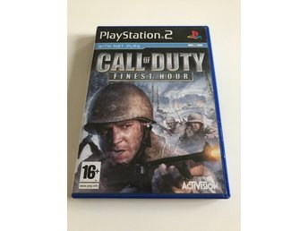 Call of Duty Finest Hour till PS2