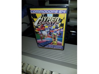 HYPER SPORTS till Commodore 64