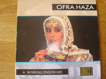Ofra Haza – Im Nin'Alu (English Mix)
