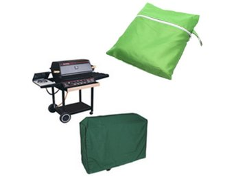 Outdoor Camping BBQ Waterproof Cover Barbecue Grill Prote...